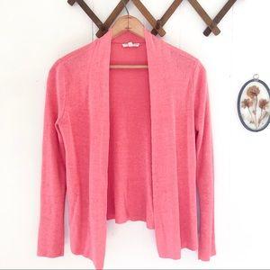 Eileen Fisher • Linen Knit Cardigan